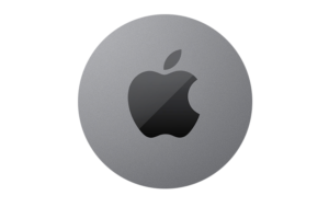 The apple logo is a great and successful design